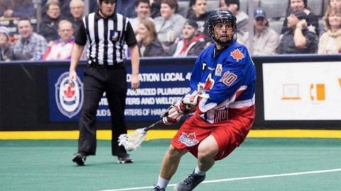 Victoria Shamrocks acquire NLL and MSL all-star