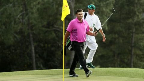 The 'Captain America' of golf, Patrick Reed has won his first Masters champion title
