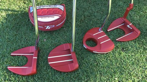 TaylorMade TP Red Putter Review