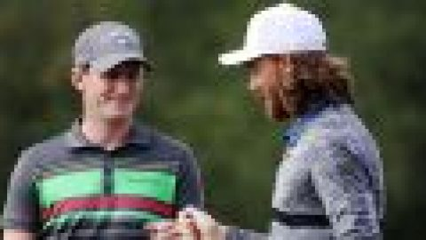 Fleetwood off to strong start