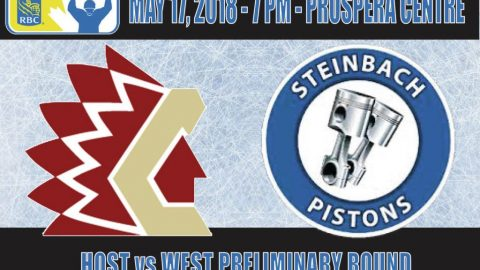 Steinbach Pistons out of RBC Cup after 4-1 loss to Chilliwack