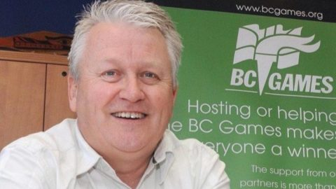 BC Games Society president to step down