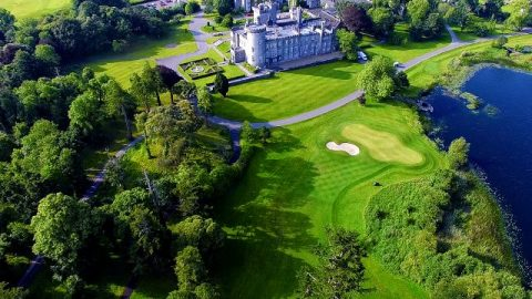 These Irish Castles Have Golf Courses Too: Western Ireland