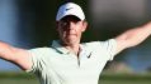 Butch: Rory's confidence high