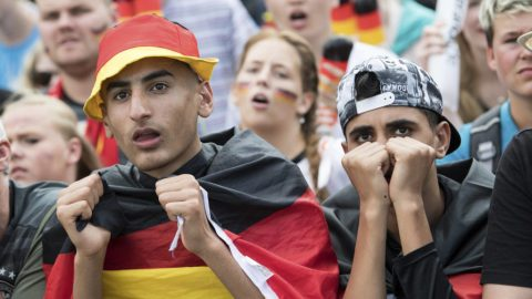 Defending champion Germany eliminated from World Cup