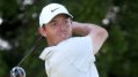 Rory: Missed cut 'a blessing'