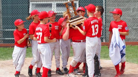 LITTLE LEAGUE: Central Saanich downs Beacon Hill in extra-inning final