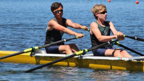 BC Rowing championships underway this weekend at Elk Lake