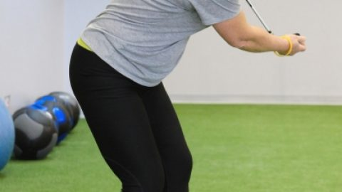 Five exercises for golfers (with video)