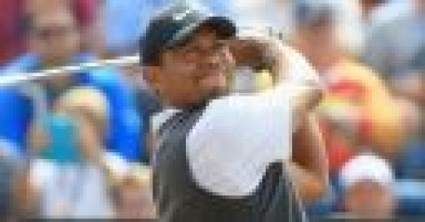 Tiger roars into Open contention