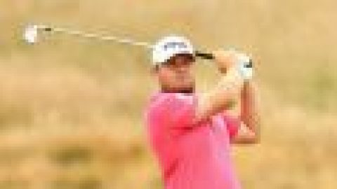 Hatton pleased with early Gullane lead