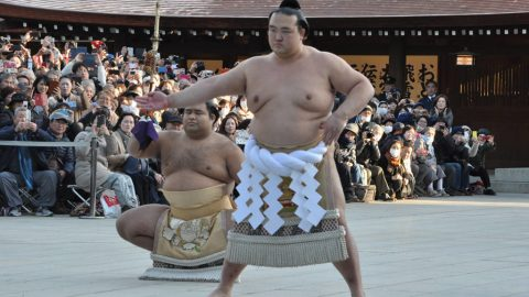 Japanese grand champion Kisenosato retires from sumo