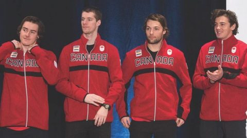 Olympian snowboarder Max Parrot diagnosed with Hodgkin's lymphoma