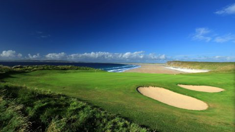 The Emerald Isle is a golfing paradise