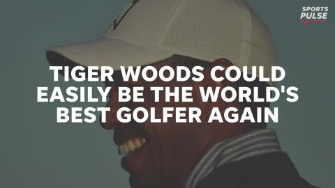 Tiger Woods could easily be the world's best golfer again