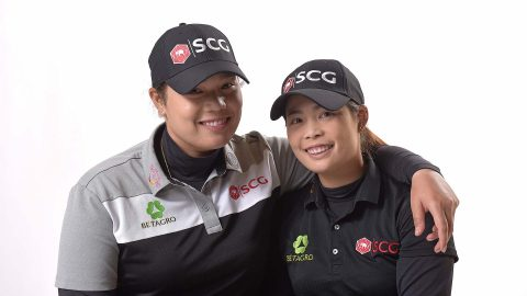 Jutanugarn sisters reach goal of both starting season at Diamond Resorts