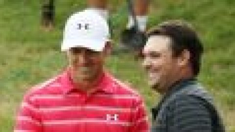 Spieth and Reed had 'moved on'
