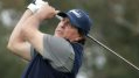 Mickelson set for 30th Phoenix start
