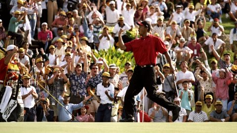Flashback: This week in golf, January 21-27