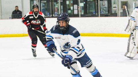 Grizzlies prospect lights up midget prep hockey league