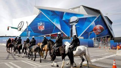 Super Bowl host VP fears game day limo shortage will go viral