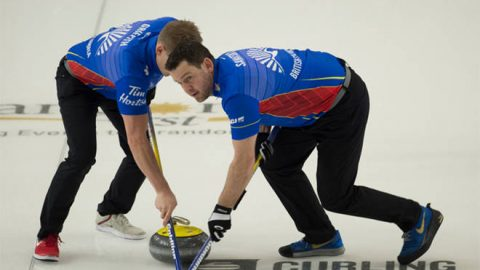 Brier ends with loss for B.C. rink