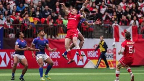 Canada scores upset win over Fiji at World Rugby Sevens, but fails to advance