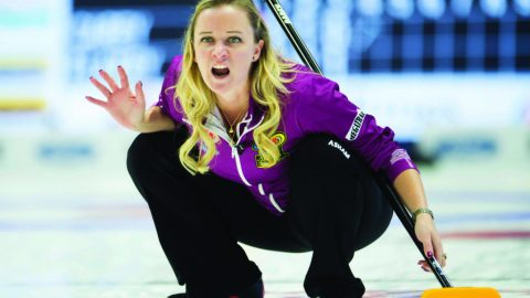Canadian rink falls short of playoffs at world women's curling championship