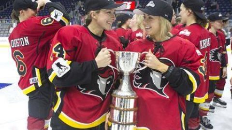 """Saying business model is """"financially unsustainable,"""" the CWHL is folding"""