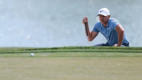 'One bad swing' each day has Koepka eager to fix ahead of final round