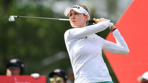 N. Korda's fire fueling her pursuit of becoming LPGA's premier player
