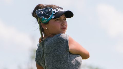 Pano, 14, looks to make history at Symetra event