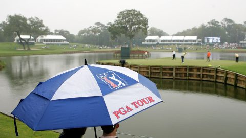 Sunday's forecast at Sawgrass: Wind, rain and cold