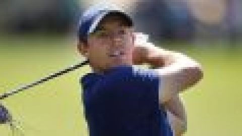 McIlroy lifted by strong finish