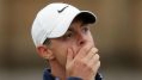 McGinley: Rory deserved victory