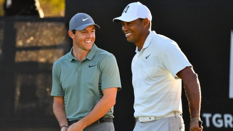 Woods on Saturday match against McIlroy: 'This will be fun'