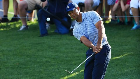 Woods gets Rookie of the Year in opening match of WGC