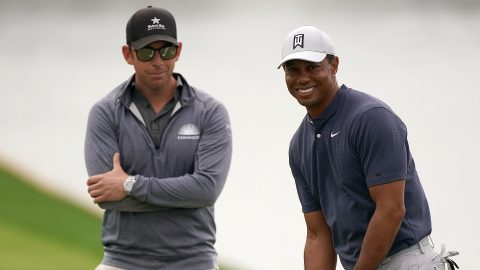 Tiger hopes to free up putting with assist from Thomas' coach