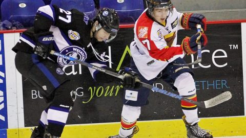 Vernon Vipers draw first blood in BCHL Interior Final