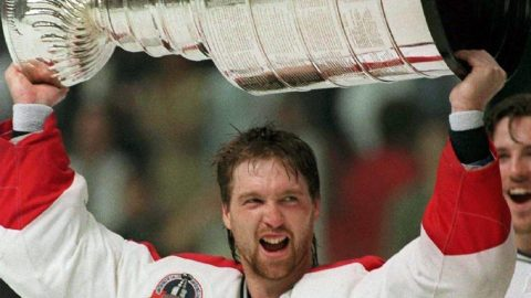No Canada: Nation's Stanley Cup drought approaches 26 years