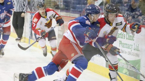 Prince George on verge of first BC Hockey League title