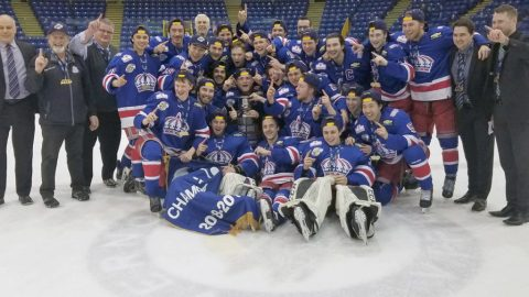 Prince George sweeps to first-ever BC Hockey League crown