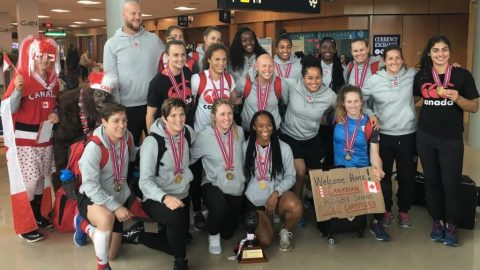 Canada's Women's Rugby Sevens hit home turf in strong position