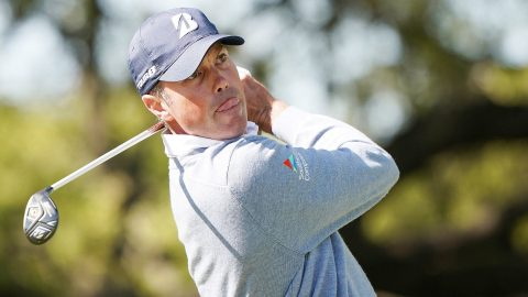 Kuchar's week-long consistency expires in championship match against Kisner