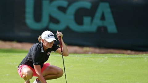 USGA offers special dispensations while reviewing maternity policies