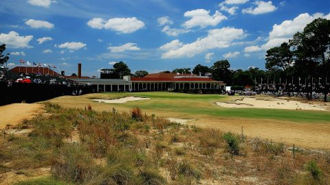 U.S. Amateur final split across two courses at Pinehurst