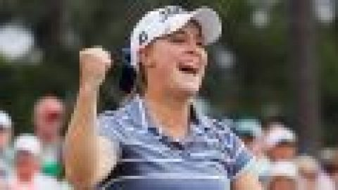 Kupcho storms to Augusta success