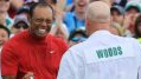 Woods win 'great for golf'