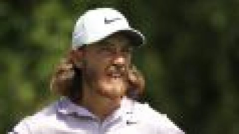 Fleetwood settling in at Augusta