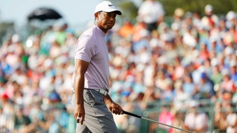 If not now, when? Major opportunity for Woods on Sunday at Augusta